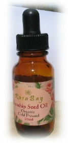 Organic Cold Pressed Rosehip Oil